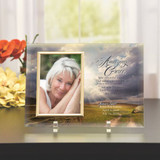 Amazing Grace Personalized Memorial Frame