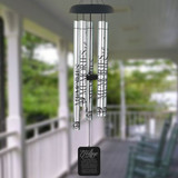 Mother's Goodbye Memories Wind Chime