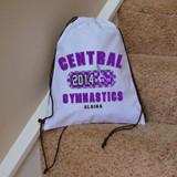 Classic Gymnastics Drawstring Bag