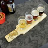 Premium Quality Personalized Beer Flight