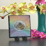 Rainbow Bridge Small Memorial Pet Plaque