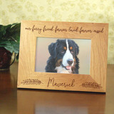 Our Furry Friend Pet Memorial Frame