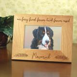 Our Furry Friend Pet Memorial Frame