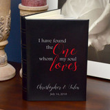The One My Soul Loves Photo Album