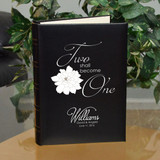 Two Become One Wedding Album