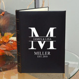 Family Monogram Album