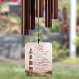 Loss of Father wind chimes