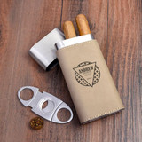 Personalized Groomsman Cigar Holder