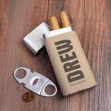 My Groomsman Personalized Cigar Holder