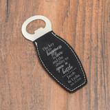 Key To Happiness Wedding Favor Bottle Opener