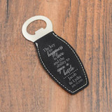 Key To Happiness Wedding Favor Bottle Opener