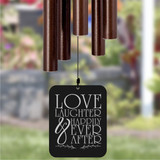 Love Laughter Wedding Chime