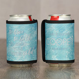 Cute Wedding koozies personalized