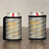 Drunk in Love Wedding Koozie