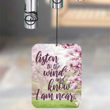 Memorial wind chimes are a beautiful gift