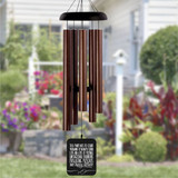Happy Retiree Wind Chime