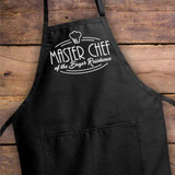 Master Chef Personalized Apron