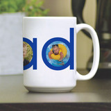 Dad Personalized Coffee Cup