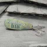 World's Greatest Dad Fishing Lure