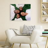 Personalize this wall canvas with your own image!