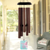 Love Grows in Her Garden Personalized Wind Chime