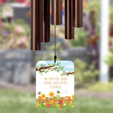 Personalize chime for grandma with a short message