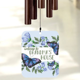Grandma's House Personalized  Wind Chime