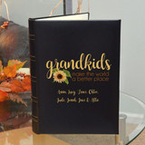 personalized photo album for grandparents