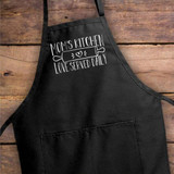 Personalized apron for her is a great gift she'll enjoy every time she cooks!