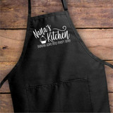 Personalized apron for grandma is the best gift!