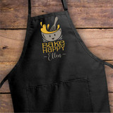 Bake Happy with a personalized apron from Remember Me Gifts