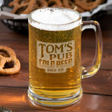 The Pub Personalized Beer Mug