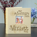Family Adventure Personalized Photo Album
