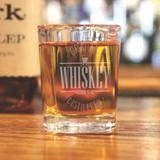 His Distillery Shot Glass