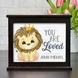 Choose the lion for a little  boy's night light