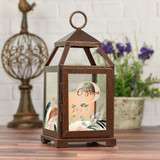 Touch of Nature Personalized Lantern