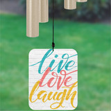 Personalized Wind Chime