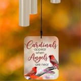 Cardinal Appear Wind Sail