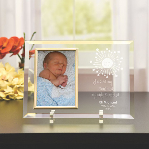 My Only Sunshine Personalized Frame