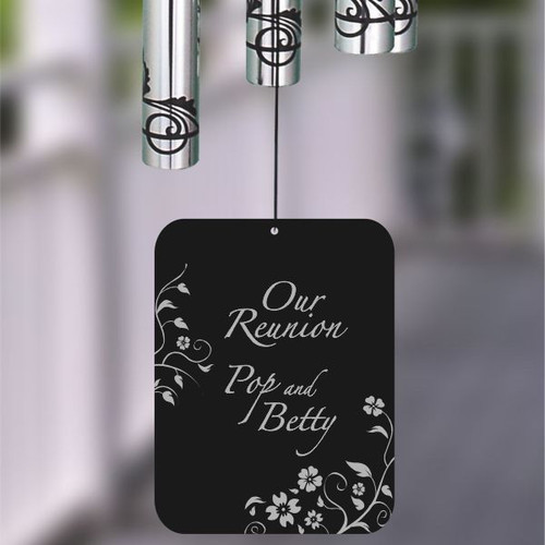 Our Reunion Memorial Wind Chimes