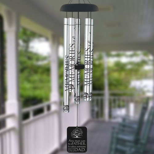 Special Dad Remembrance Wind Chime