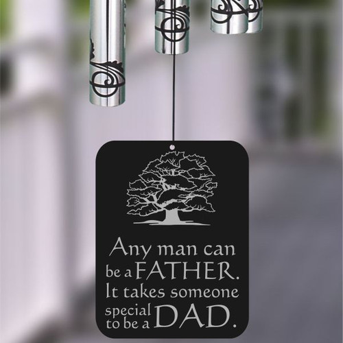 Special Dad Wind Chime