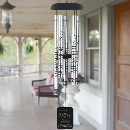 Memories of Father Memory Wind Chime