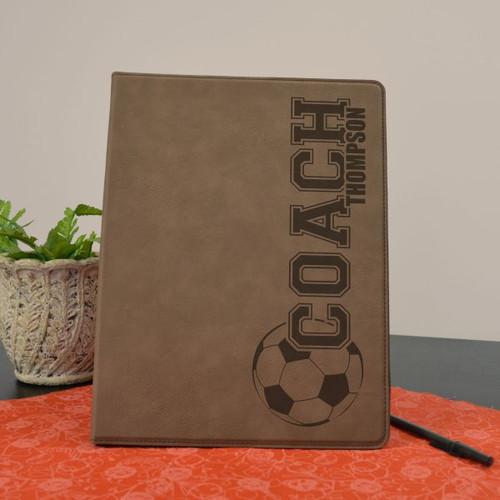 Soccer Coach Portfolio