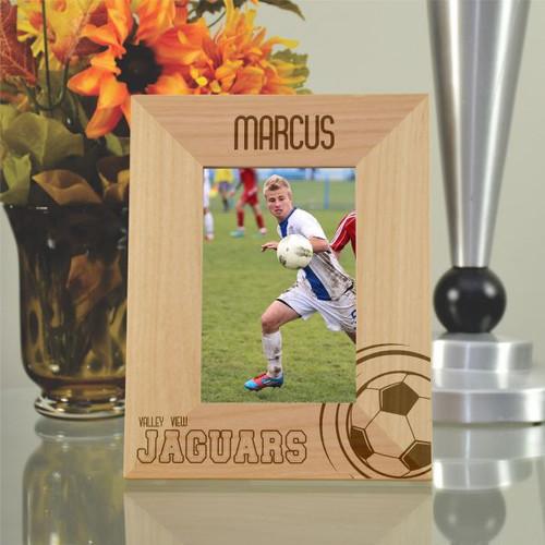 Varsity Soccer Frame