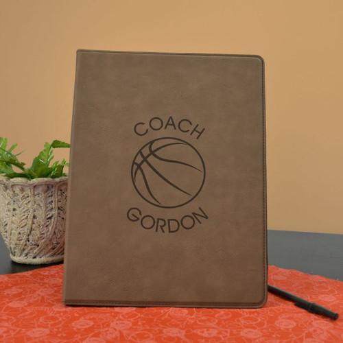 Personalized Basketball Portfolio