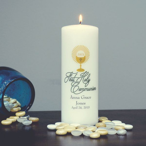 Communion Chalice Candle