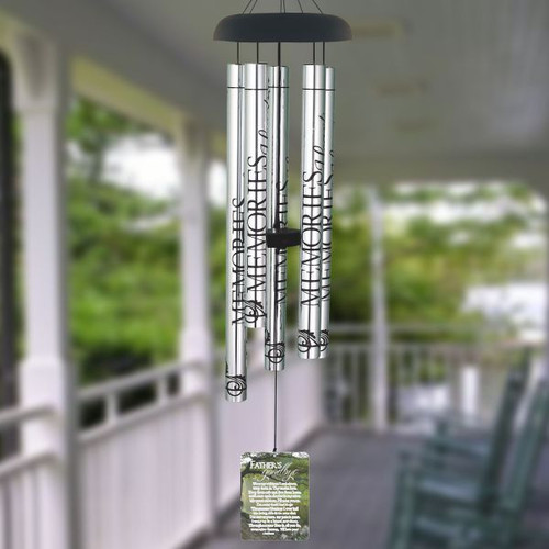 Father's Goodbye Nature's Wind Chime
