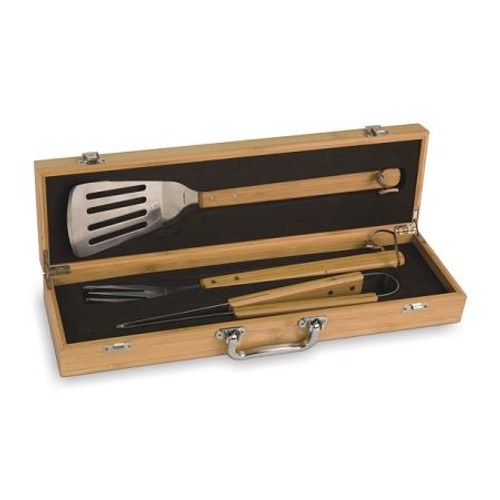 No Question Personalized Barbeque Set