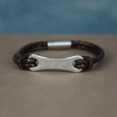 Personalized Memory Bracelet